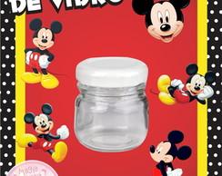 Potinho de Vidro - Mickey
