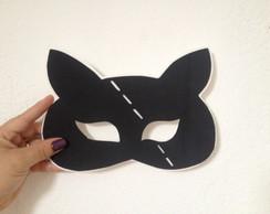 M�scara da mulher gato