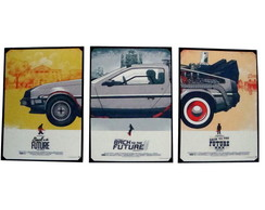Kit Posters Back to the Future