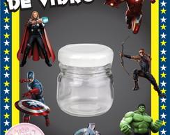 Potinho de Vidro - Os Vingadores
