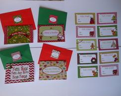 Kit de Cart�es de Natal