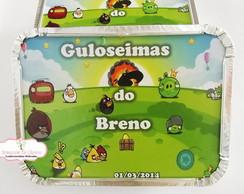 Marmitinha para guloseimas - Angry Birds