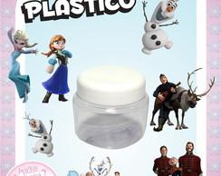 Potinho de Pl�stico - Frozen