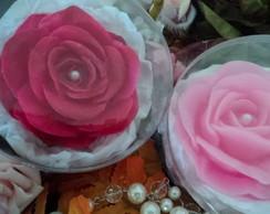 Sabonete Rosa Grande