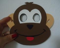 M�scara de Macaco -Sapeca