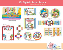 Kit Digital Patati Patata