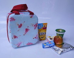 Lunch Bag Plastificada - PRONTA ENTREGA