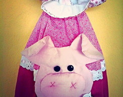 Puxa-Saco Pig Pink