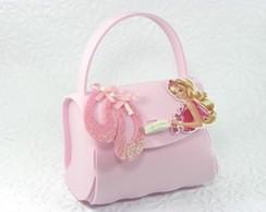 Mini Bolsinhas Barbie Sapatinhas Mag