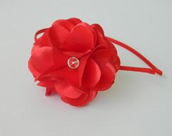 Promo��o Tiara com 1 Flor Grande