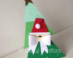 �rvore de Natal - Caixa Cone