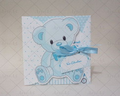Convite Infantil Envelope Mini