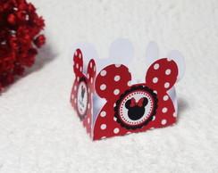 Forminha Minnie - Vermelha II
