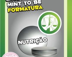 Latinha Formatura - Nutri��o