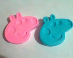 Sabonete Peppa Pig e George