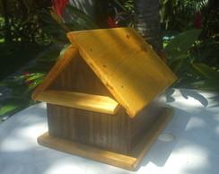 Caixa de correio artesanal