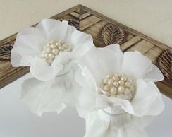 ROSA ALEGRIA : Branco - RA001 (50 un)