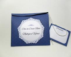 Convite envelope de ch�