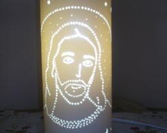 Lumin�ria de PVC Cristo