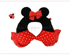 Travesseiro Infantil Minnie