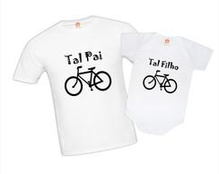 Kit Tal Pai... Tal Filho Bike