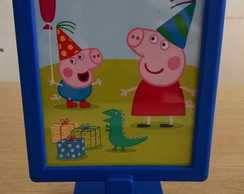 FOTO DISPLAY Personalizada Peppa Pig