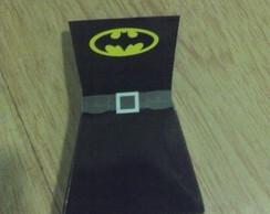 Caixa Uniforme - Batman