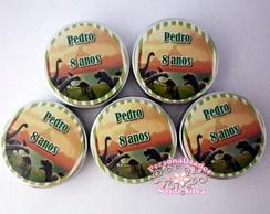 Latinha mint to be dos Dinossauros