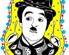 Im� art�stico Chaplin