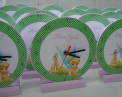 Rel�gio Tinker Bell