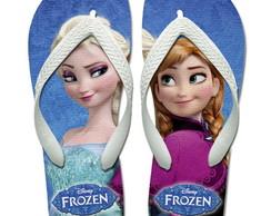 Chinelos Personalizados Princesas Frozen