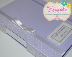 Caderno para Mensagem