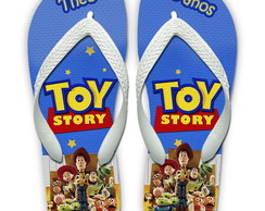 Chinelos Personalizado Toy Story 2