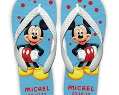 Chinelos Personalizados Mickey 2