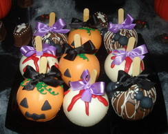 Ma�a de Chocolate Halloween