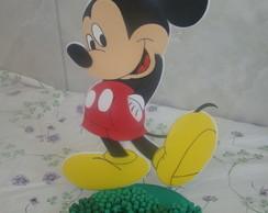 Centro de mesa Mickey.