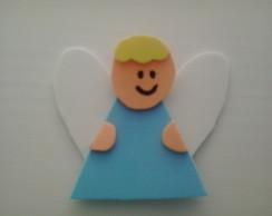 Lembrancinha Anjo em EVA