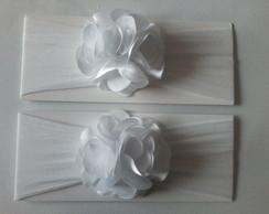 Faixa de Cabelo para Beb�s com Flor