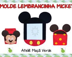 Molde Lembrancinhas Mickey e Minnie