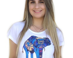 Top Cropped - Elephant