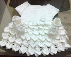 Conjunto de croch� Marcela