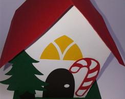 Decora��o Natal Caixinha