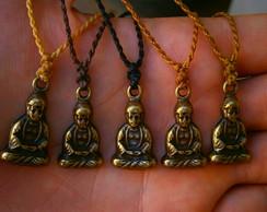 Colar com Pingente Buda
