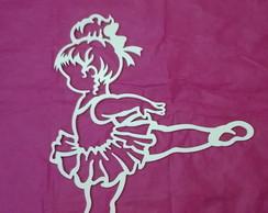 Bailarina com nome