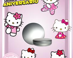Latinha Anivers�rio - Hello Kitty