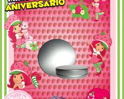 Latinha Anivers�rio - Moranguinho New