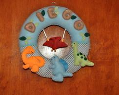 Guirlanda Porta d Maternidade Dinossauro