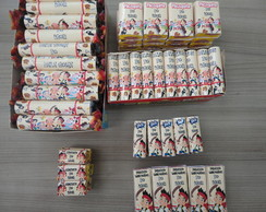 Kit Personalizado 210 doces +