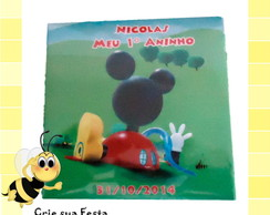 Cd - Casa do Mickey