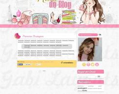 Layout para Blogger 001